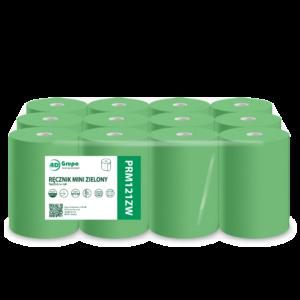 PRM121ZW - Ręcznik MINI Zielony