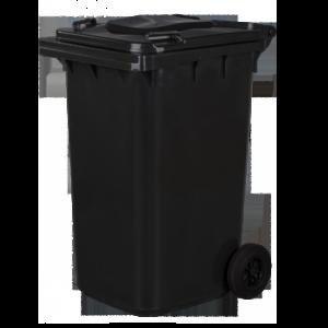 C240 F - Pojemnik na odpady 240L czarny