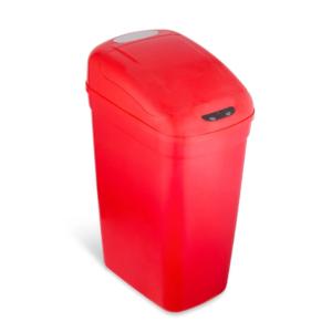 DZT-27-1RD - Bezdotykowy kosz na odpady medyczne 27l (1)