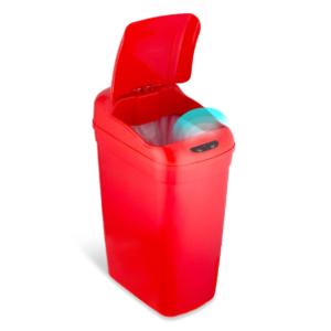 DZT-27-1RD - Bezdotykowy kosz na odpady medyczne 27l (2)