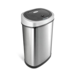 DZT-50-9 - Bezdotykowy kosz na śmieci 50L (1)