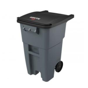 FG9W2700GRAY - Pojemnik na odpady BRUTE szary 190L