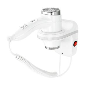 M-1288L-1 - Elektryczna suszarka do włosów biała