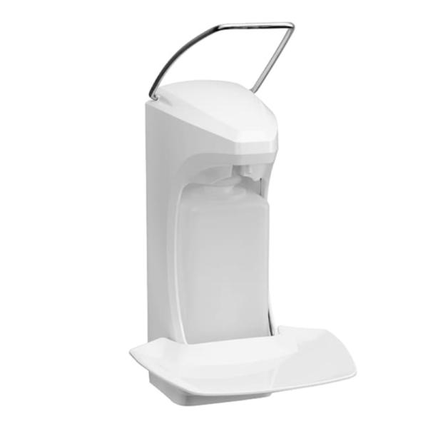 RX5M - Dozownik łokciowy mydła i płynu dezynfekującego