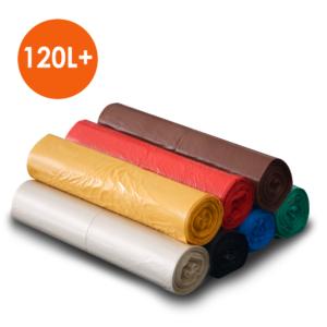 worki wzmocnione LD 120l kolory