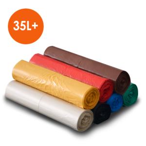 worki wzmocnione LD 35l kolory