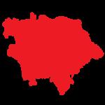 mapa czerwona czesc