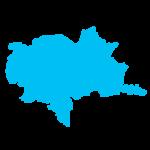 mapa niebieska czesc